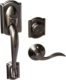 Schlage ND70BD-RHO-613 Grade 1 Classroom Oil Rubbed Bronze Finish Zinc; Wrought Brass Or Bronze 2-3//4 Backset Schlage Lock Co LCC Non Handed 613 2-3//4 Backset
