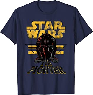 Star Wars Death Trooper TIE Fighter T-Shirt