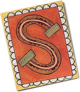 alphabet photography tiles