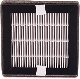 【Leyoyo】空気清浄機用交換フィルター HEPA・活性炭・光触媒フィルター (1枚入り)
