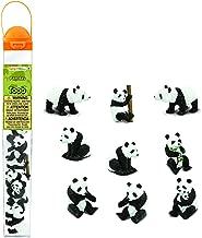 Safari Ltd Pandas TOOB 9 pieces