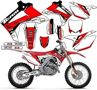 2003 honda cr125 graphics