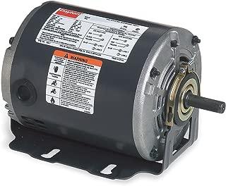 Belt Drive Motor, Split-Phase, 1725 Nameplate RPM, 115 Voltage, Frame 48, 1/2 hp
