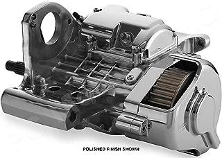 BAKER Drivetrain RSD6 Overdrive Six-Speed Right Side Drive Complete Transmission (2001 EVOLUTION FLT-FLH, RAW FINISH)