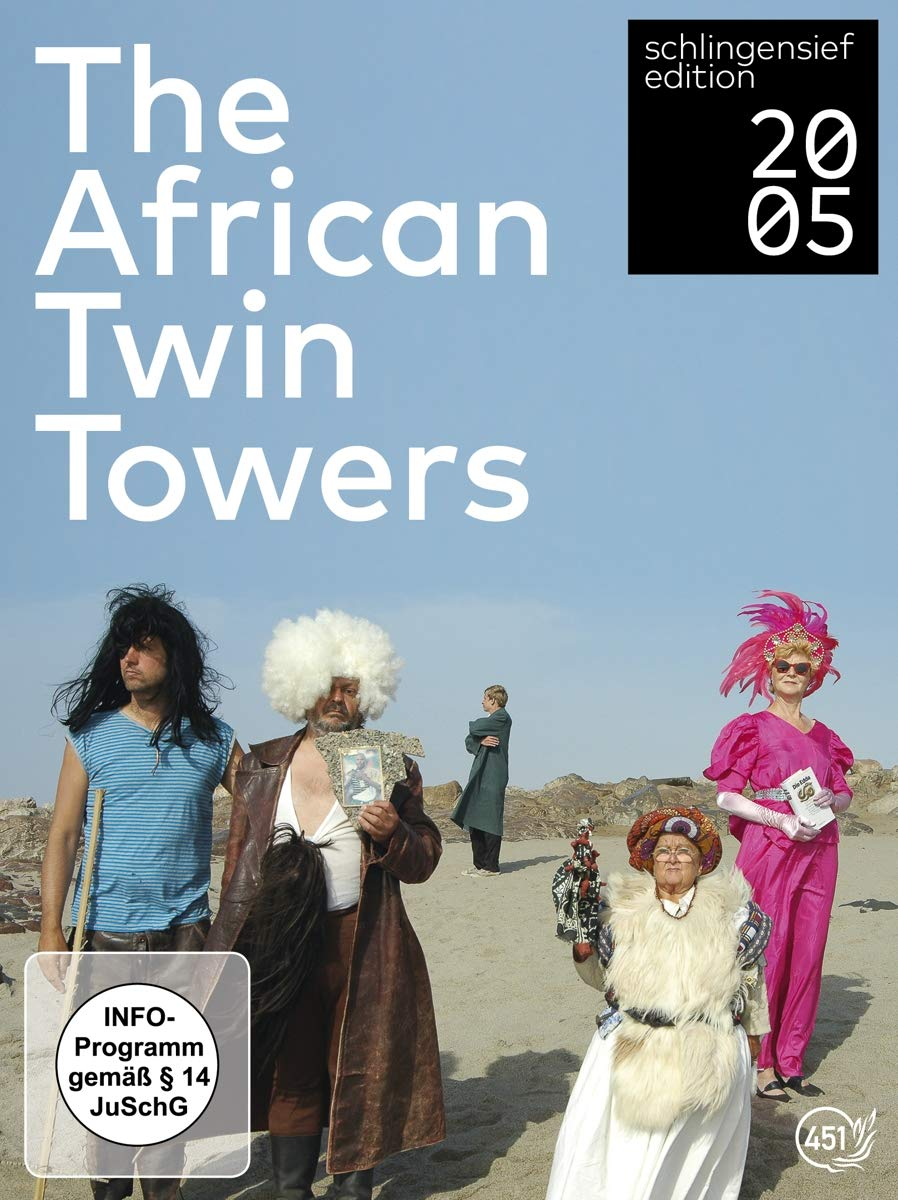 The African Twintowers 2-DVD Set Im Reg.0 discount PAL NON-USA Super sale FORMAT
