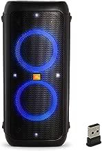 JBL PARTYBOX 300 Portable Bluetooth Loudpeaker Bundle with USB Bluetooth Adapter - Black