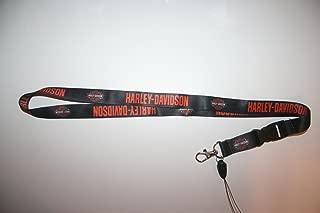 Harley Davidson Keychain Lanyard
