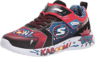 Skechers Dynamight-Defender Squad, Basket Garçon