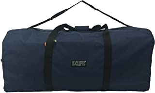 Heavy Duty Cargo Duffel Large Sport Gear Drum Set Equipment Hardware Travel Bag Rooftop..