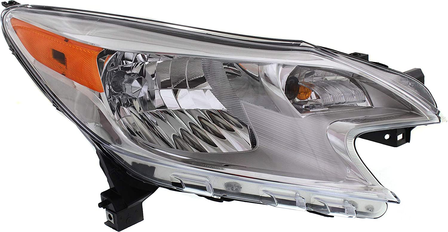Garage-Pro Headlight Compatible with Max 77% OFF 2014-2016 NISSAN Max 59% OFF NOTE VERSA