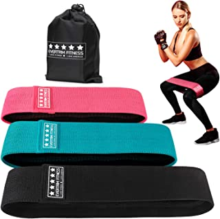 Resistance Bands for Legs and Butt, Exercise Band Booty...