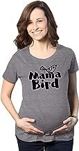 Maternity Mama Bird Funny Shirts Pregnancy Tees Announce Im Pregnant T Shirt