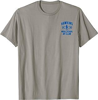 Stranger Things Hawkins AV Club T-Shirt