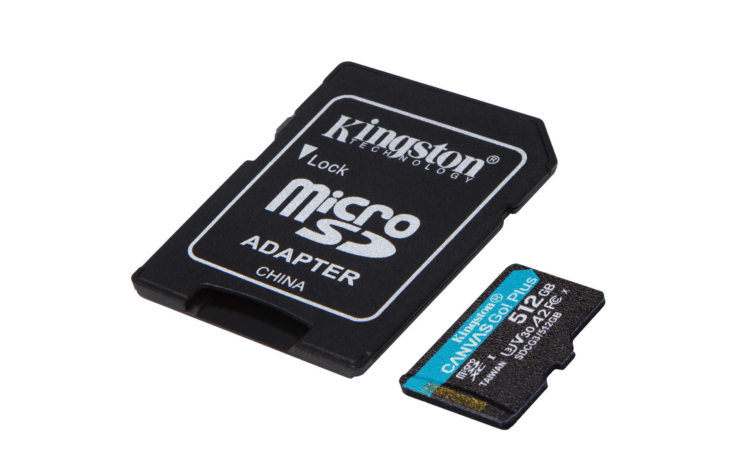 Professional Kingston 512GB MicroSDXC for Viewsonic Viewbok 730 with custom 100MB//s formatting with SD Adapter! Class 10//UHS-I//U3//A3//V30