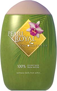 Pearl Royal Coconut Water, Original, 10.5 Fluid Ounce (Pack of 12)
