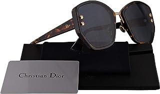 7012cdbf757d Christian Dior DiorAddict 2 Sunglasses Black w Green Lens 59mm 807O7 Dior  Addict 2