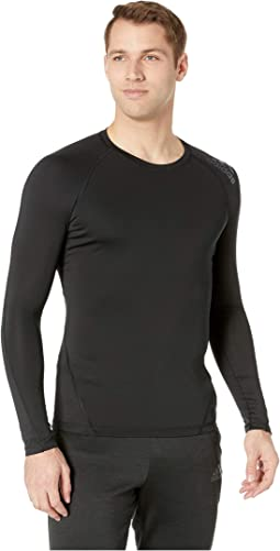 Long Sleeve Alphaskin Sport Tee
