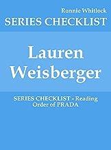 lauren weisberger book list