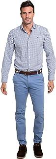 Camisa para Hombre Manga Larga, Camisa a Cuadros - Valecuatro