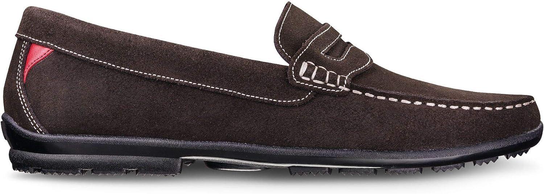 送料無料激安祭 新発売 FootJoy Men's Club Casuals Loafers-Previous Sh Season Style Golf