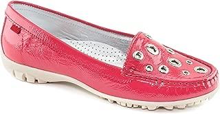 女式高尔夫轻质真皮巴西 Mott Street 高尔夫性能 Marc Joseph NY 时尚鞋