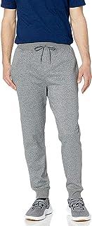 Jockey Men's Active Basic Fleece Jogger Sweatpants Casual Pants