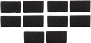 10 Replacement Reusable CPAP Foam Filters for Respironics M-Series REMstar Pro