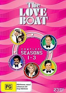 Vacaciones en el mar / The Love Boat - Seasons 1-3 - 23-DVD Boxset [ Origen Australiano, Ningun Idioma Espanol ]