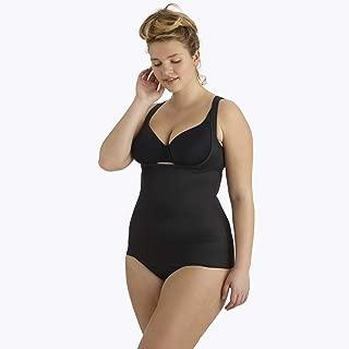 Naomi and Nicole Women's Size Unbelievable Comfort Plus Step in Torsette
