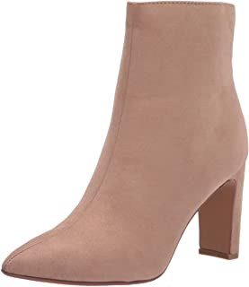 Chinese Laundry Women's ERIN Ankle Boot, Taupe, 7.5