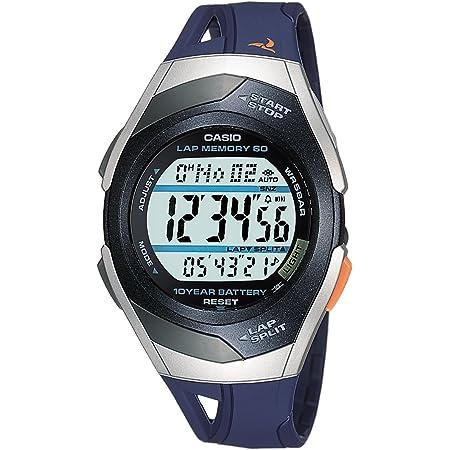 [カシオ] 腕時計 フィズ LAP MEMORY 60 STR300J2AJF ブルー