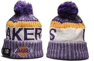 new product c5979 c794a New Era NBA Sport Knit Beanie Hat Winter Cap