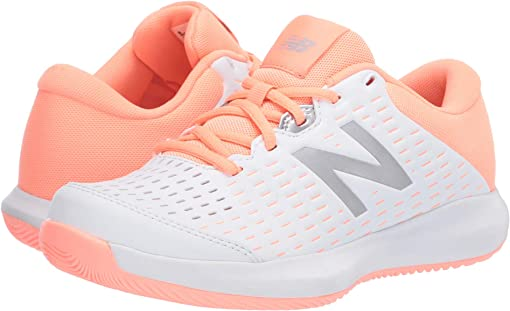 White/Ginger Pink