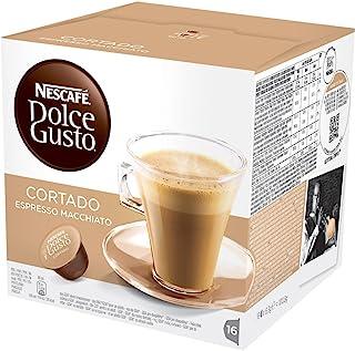Nescafè(R) Cápsula originales Bebidas Dolce Gusto Cortado - 96 cápsulas