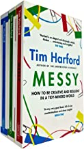 Tim Harford Collection 3 Books Set (Messy, Fifty Things that Made the Modern Economy, The Undercover Economist)