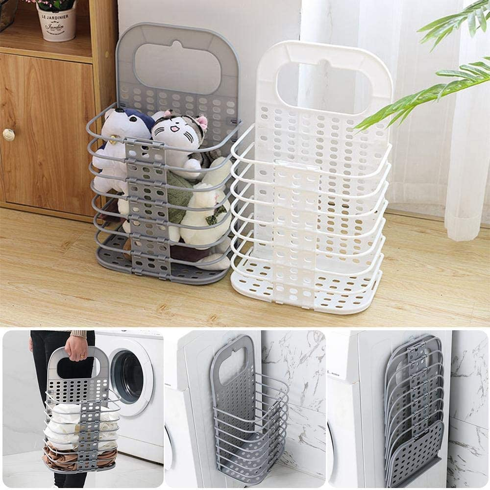Vruta Wall We OFFer at cheap prices Super-cheap Mounted Hanging Laundry Stora Baskets Hampers Folding