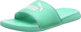 PUMA Men's Popcat Biscay Green Sandal