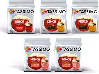 Tassimo Coffee Kenco Bundle Cápsulas de Café - Kenco