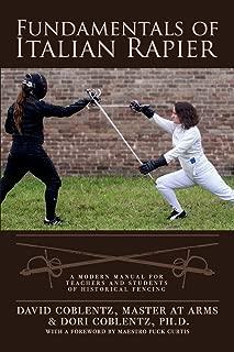 italian rapier fencing