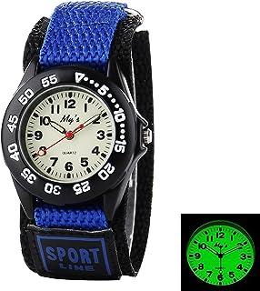 Misskt Outdoors Watch with Blue Watch Strap Children Kids...
