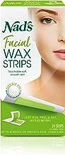 lip hair wax
