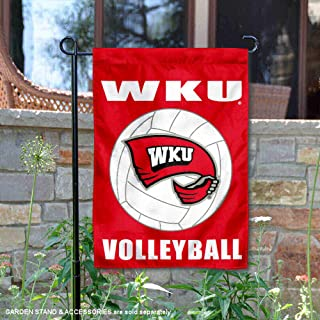 WKU Hilltoppers Volleyball Garden Flag and Yard Banner