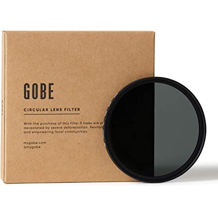 Gobe 77 Mm Graufilter Nd64 Nd Filter Elektronik