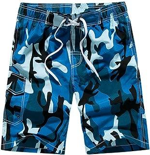 Camouflage Board Shorts Men Boardshorts Men's Beach Shorts for Swimming Surf Swimsuit Man Swimwear