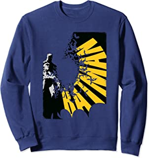DC Comics Batman Batspread Sweatshirt