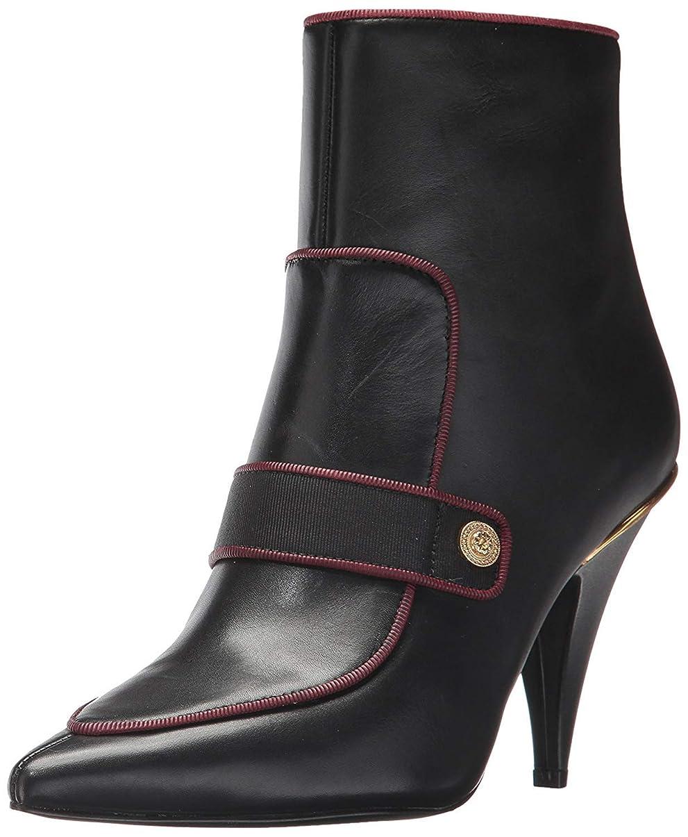雪だるまを作るマルクス主義贅沢[ナインウエスト] Women's Westham Fabric Ankle Boot [並行輸入品]