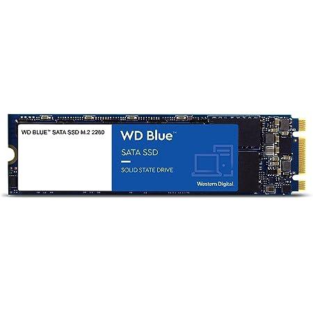 Western Digital ウエスタンデジタル 内蔵SSD 250GB WD Blue PC M.2-2280 SATA WDS250G2B0B-EC 【国内正規代理店品】