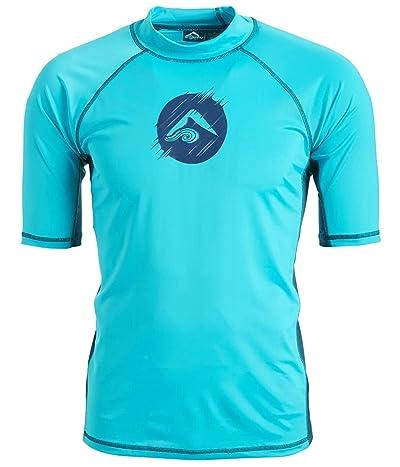 Kanu Surf Horizon Upf 50+ Sun Protective Rashguard Swim Shirt