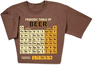 beeriodic table shirt