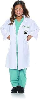 Underwraps Veterinarian Girls Child Pet Doctor Costume